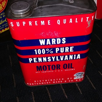 Wards!!! - Petroliana