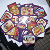 Full SET, CAMPBELL KIDS TRADING CARDS, SO COLORFUL & CUTE! 1995, 72 cards