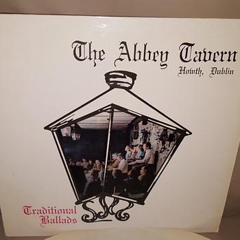 """The Abbey Tavern - Irish Traditional Ballads - 12"""" LP vinyl record #vinyl #promo #private #press #record - Records"""