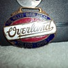 WILLY&#039;S OVERLAND MEDALLION