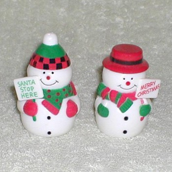 Christmas Salt & Pepper Set - Christmas