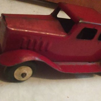 Girard Pressed Steel Toy