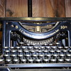 TYPE WRITTER