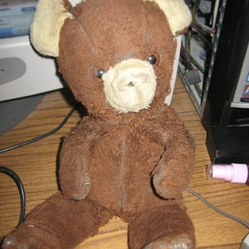 "My Childhood Teddy Bear ""Mad Bear"""