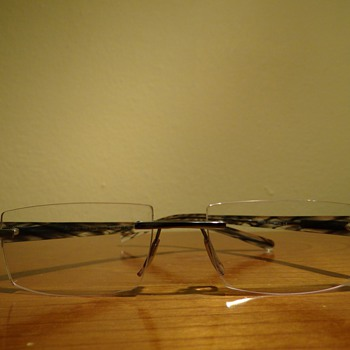 TAG HEUER EYE GLASS FRAME 