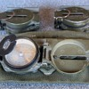 Korean War Era US Army M-1950 Lensatic Compass