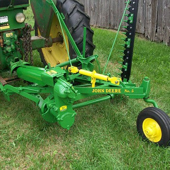 50's John Deere #5 sickle mower