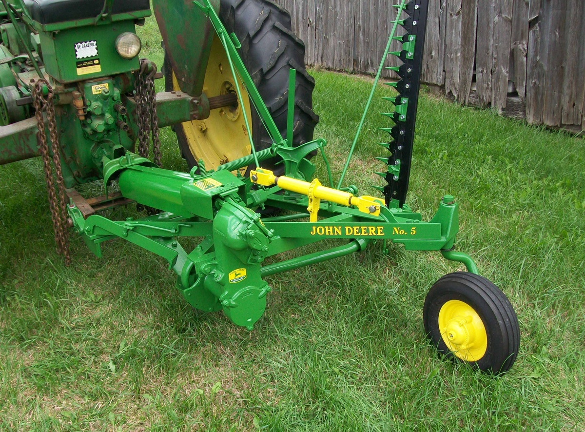 John Deere Sickle Bar Mower For Sale Images