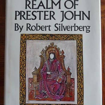 The Realm of Prester John by Robert Silverberg - Books