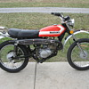 1972 Suzuki TS185 enduro