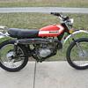 1972 Suzuki TS185 enduro