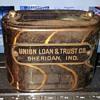 Antique still bank