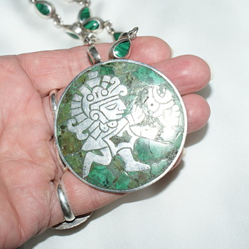 More Mexican Jewelry - Fine Jewelry