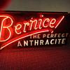 Bernice anthracite Neon Milk Glass?