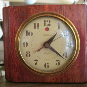 Telechron Talisman Alarm Clock