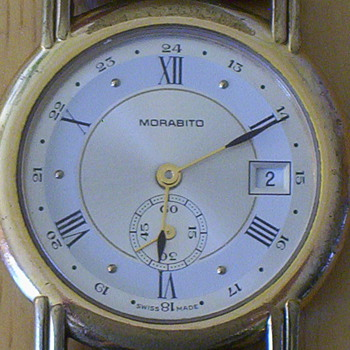 Who can solve the Morabito Mystery? - Wristwatches