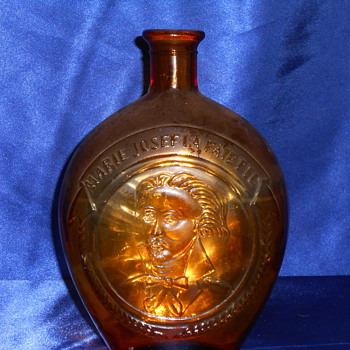 MARIE JOSEF LA FAYETTE FLASK
