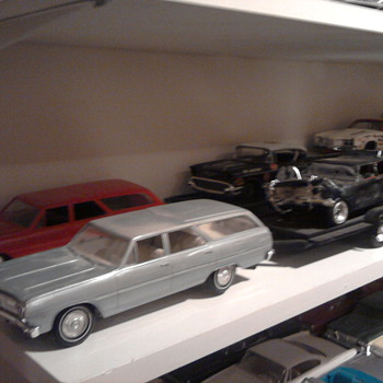 Try and buy a Chrysler Imperial promo, you'll have to step up...  A real one is not much more.  Same is so with many cars.. - Model Cars