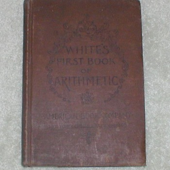 White&#039;s First Book of Arithmetic - Books