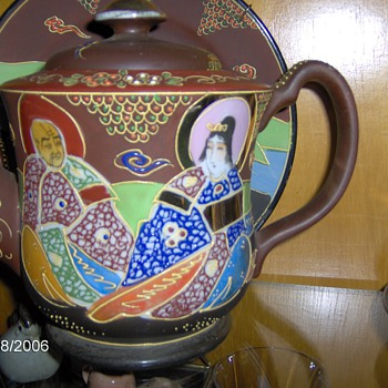 Japanese Tea Pot  - Kitchen