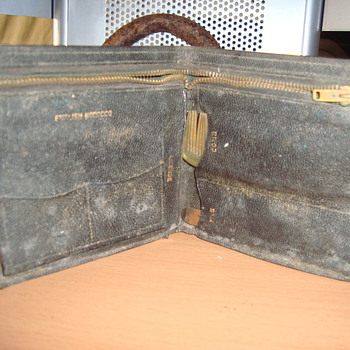 old  wallet    - Accessories