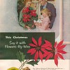 1953 - FTD Florists Advertisement