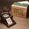 Roto-Gage, the stamp collector's vintage collectible gadget