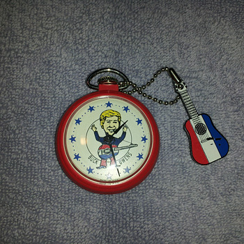 A Little something for Our Music Fans - Pocket Watches