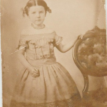 Paper photo from 1856?? - Photographs