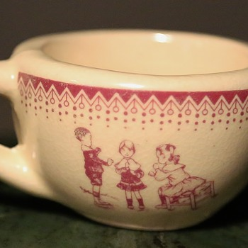 Soup Bowl or Coffee Cup for a Doll?
