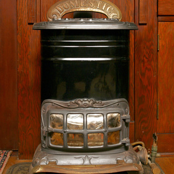 Domestic Heating Stove - Kitchen