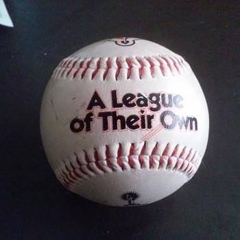 Autograph Baseball