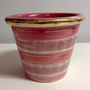 Bitossi Setta Series Vase - Art Pottery