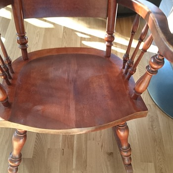 Our rocking chair  - Furniture
