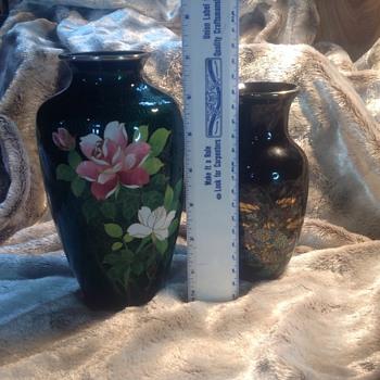 Vases help identify  - Asian