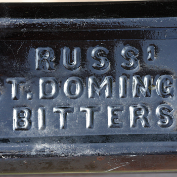 :::::Russ St. Domingo Bitters:::: - Bottles