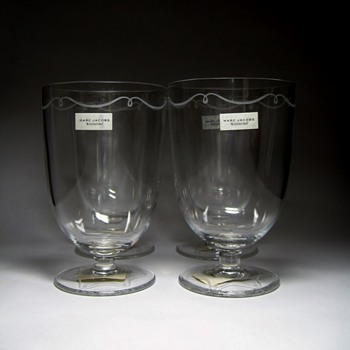 MARC JACOBS  FOR WATERFORD  - Glassware