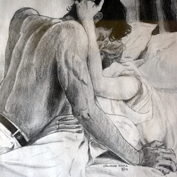 Pencil Sketch - Visual Art