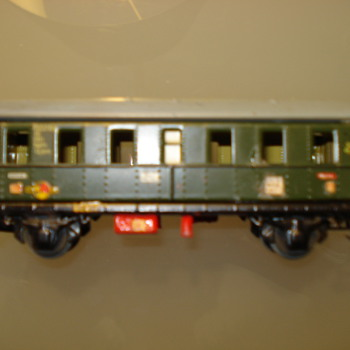 Marklin wagon - Model Trains