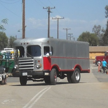 1953 Fageol Twin Coach from the 2015 OERM Truck Show