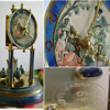 #49 JAHRE SUHRENFABRIK GERMANY  Dome Clock