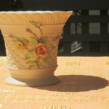 Seto Vase - Art Pottery