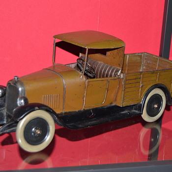 citroen truck - Model Cars