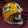 Brett Favre Autographed Green Bay Packers Helmet