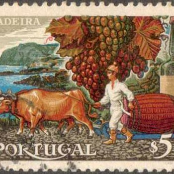 "1968 - Portugal ""Madeira"" Postage Stamps - Stamps"