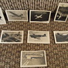 World War 2 Searchlight Identification Cards