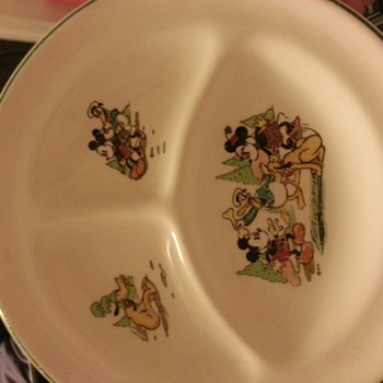 Patriot China - Mickey Mouse