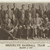 1907 Brooklyn Baseball Team photo