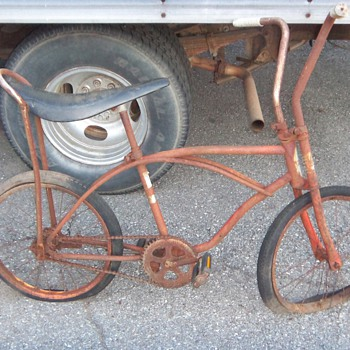 Another old bicycle - Sporting Goods