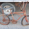 Another old bicycle